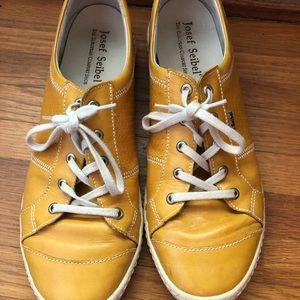 Josef Seibel Sneakers - Yellow